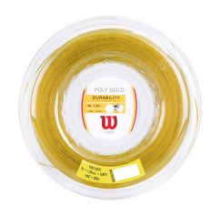 Wilson POLY GOLD 200m 1,30mm