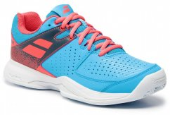 Babolat PULSION CLAY COURT sky blue/pink