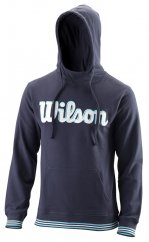 Wilson Chi Script Hoody Slimfit outer space