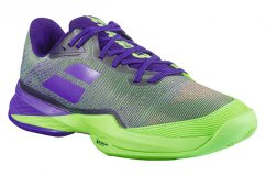 Babolat Jet Mach 3 Clay Court jade/lime